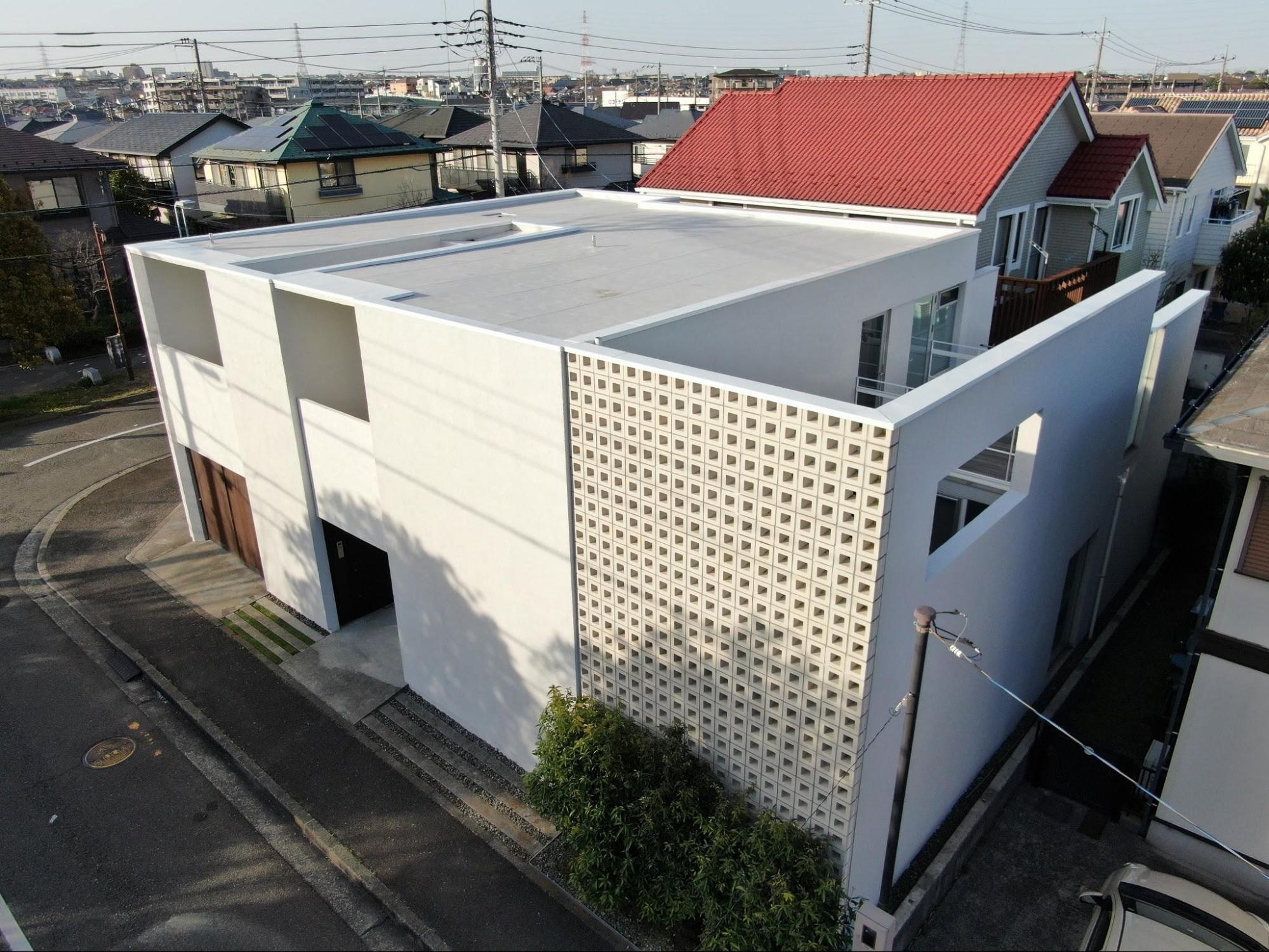 横浜市*鉄筋コンクリート住宅の断熱リフォーム